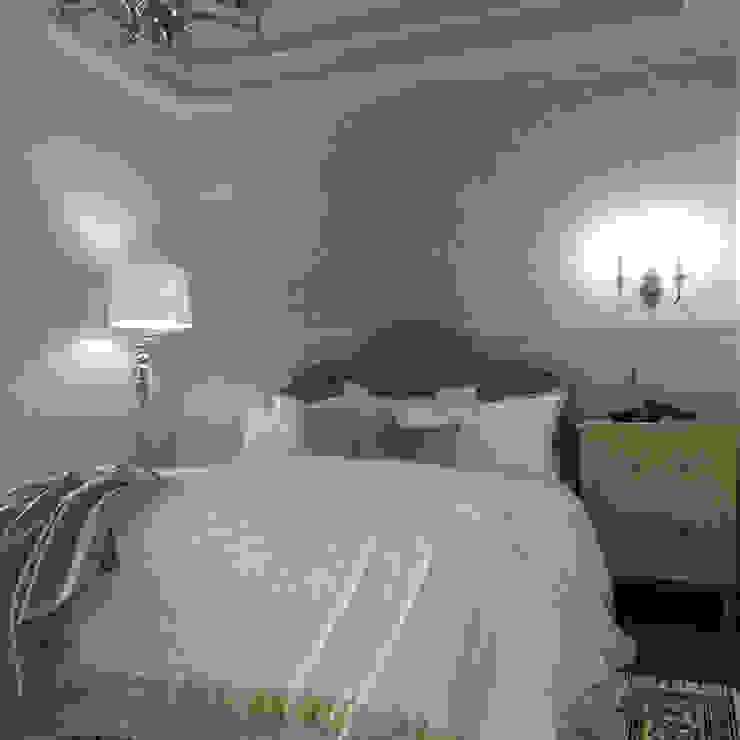 Дизайн квартиры в Дагомысе Спальня в классическом стиле от Студия Архитектуры и Дизайна Алисы Бароновой Классический