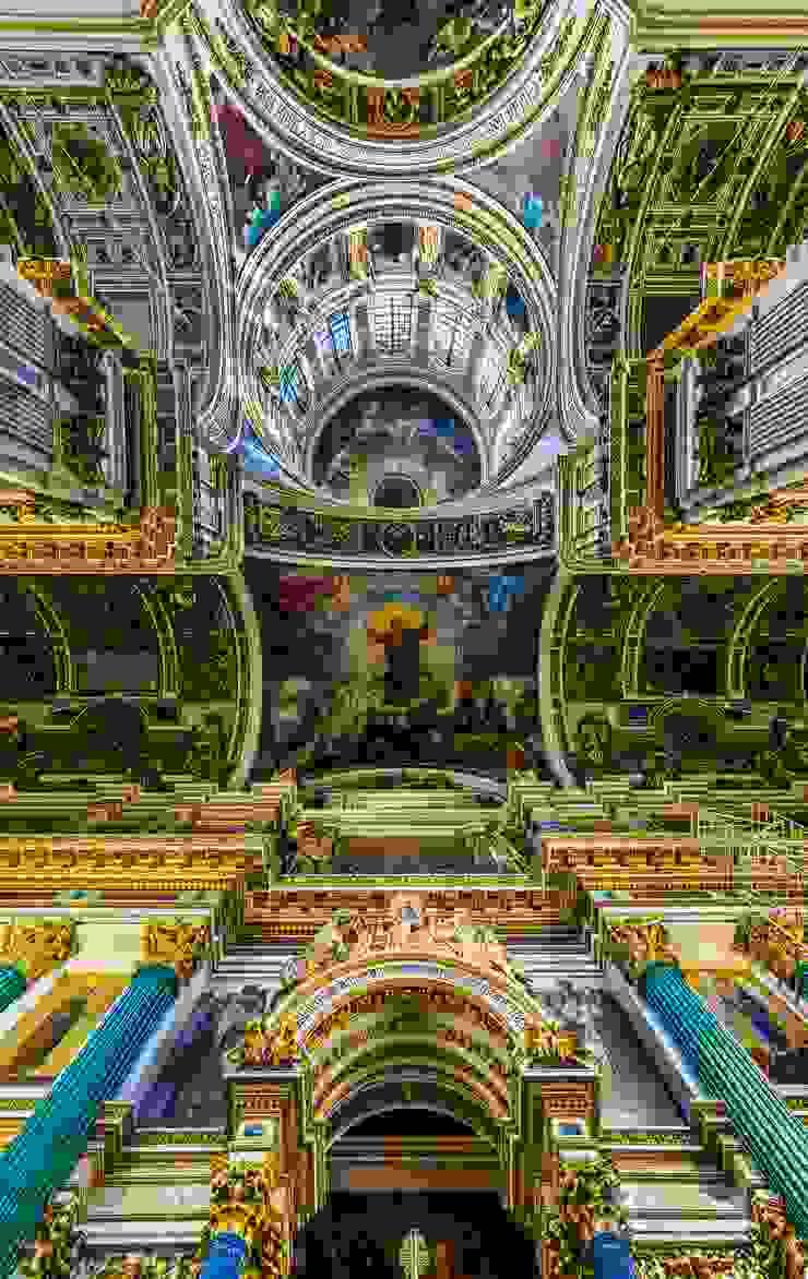 Исаакиевский собор от Belimov-Gushchin Andrey