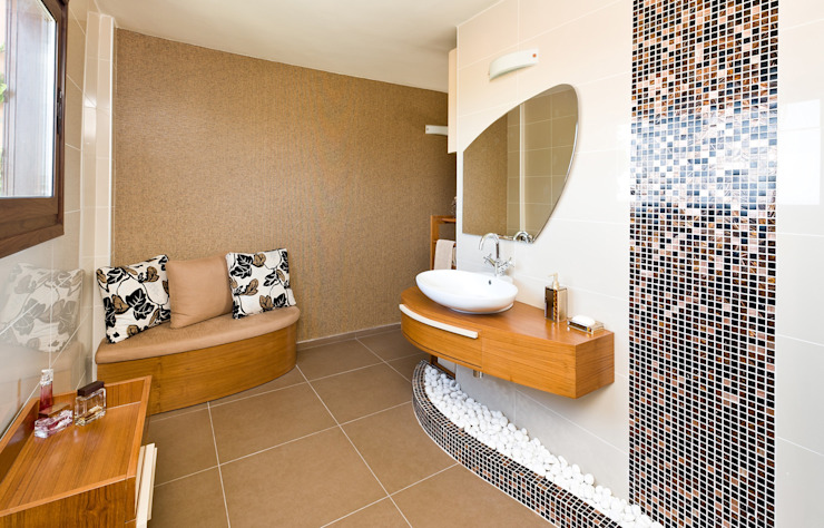 Bathroom by Şölen Üstüner İç mimarlık, Modern