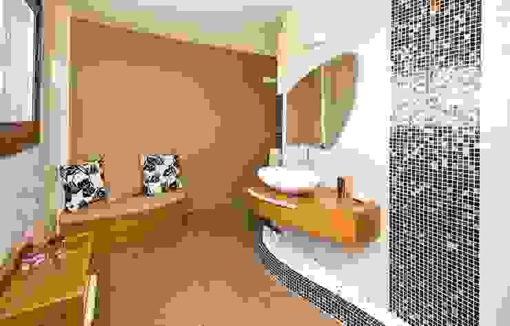 Bathroom / Girne / Cyprus Şölen Üstüner İç mimarlık Moderne Badezimmer