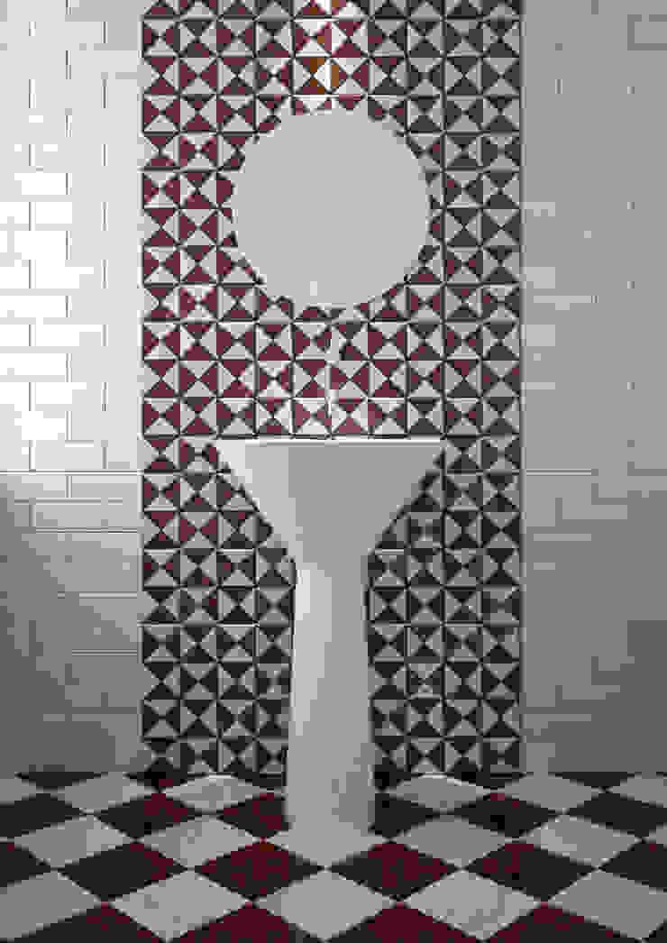 CERAMICHE MUSA Modern Bathroom Ceramic Brown