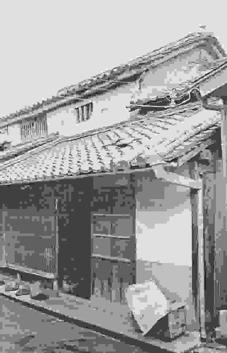 主屋:昔の写真 の 一級建築士事務所ささりな計画工房