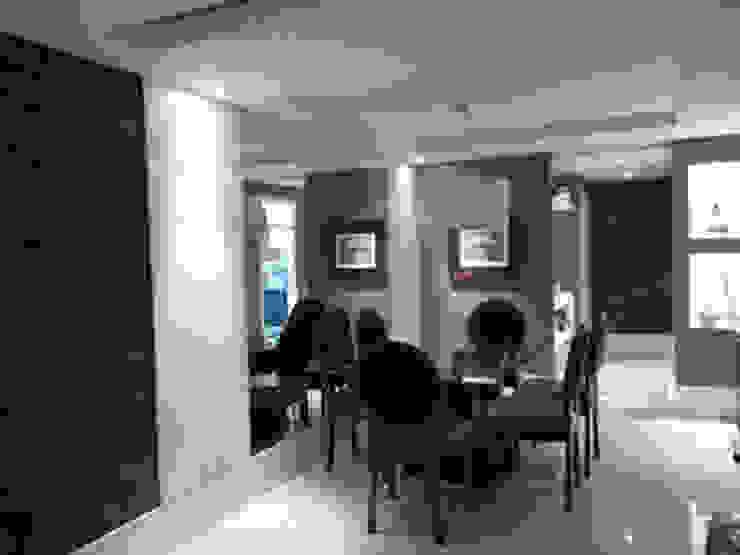Sala de jantar clássica Salas de jantar clássicas por Lucio Nocito Arquitetura e Design de Interiores Clássico