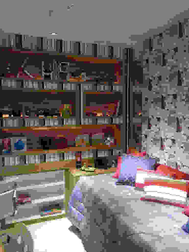 Quarto infantil apartamento Barra da Tijuca RJ Quarto infantil moderno por Lucio Nocito Arquitetura e Design de Interiores Moderno