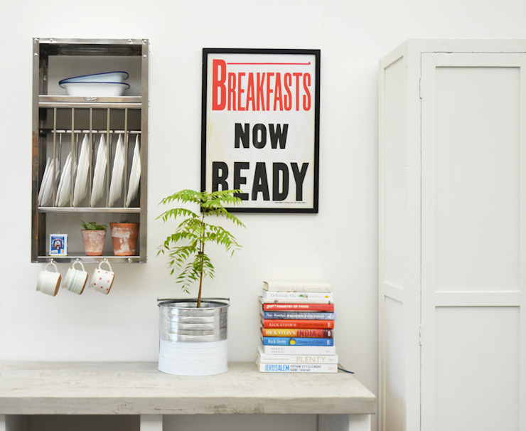 Mini Plate Rack: industrial  by The Plate Rack, Industrial