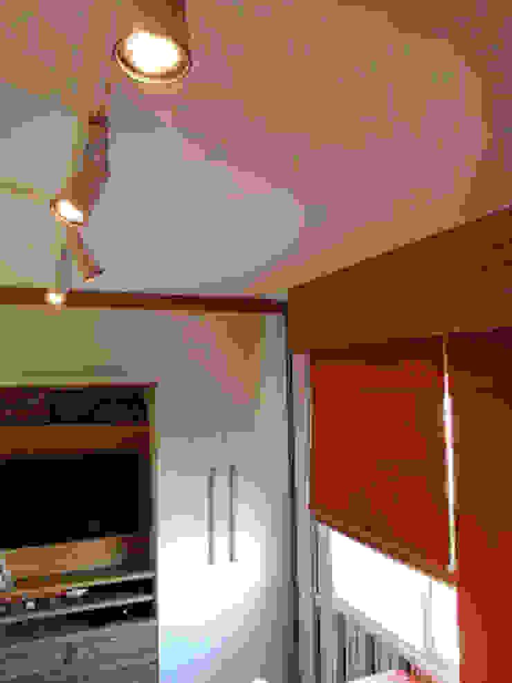 Detalhes projeto quarto de menino por Lucio Nocito Arquitetura Quarto infantil eclético por Lucio Nocito Arquitetura e Design de Interiores Eclético