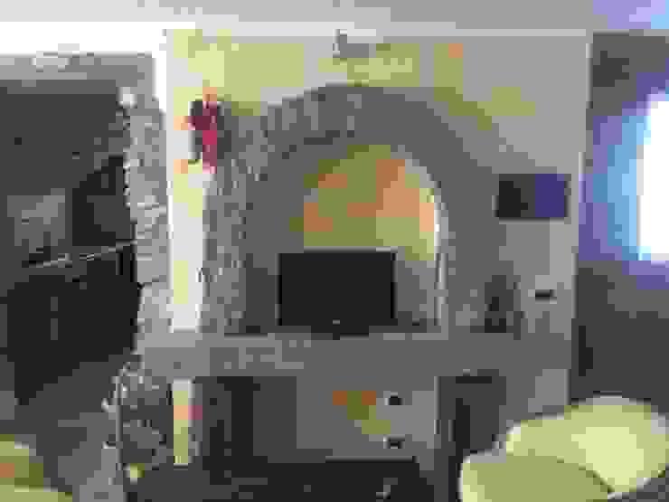 Sangineto s.r.l Living room Stone