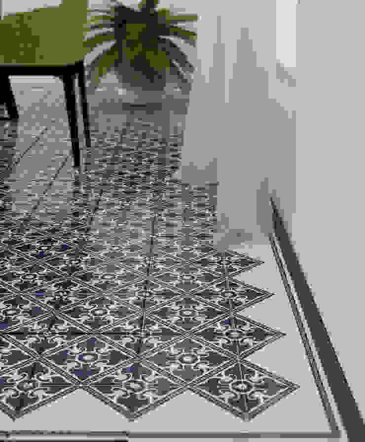 CERAMICHE MUSA Classic style dining room Ceramic Blue