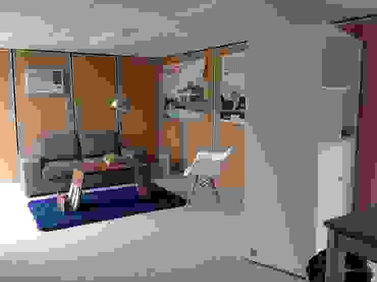 Sala de espera de Xarzamora Diseño Minimalista