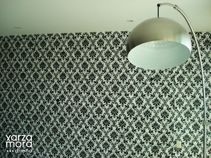 Tapiz Salones modernos de Xarzamora Diseño Moderno