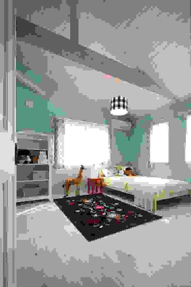 A's HOUSE クラシックデザインの 子供部屋 の dwarf クラシック