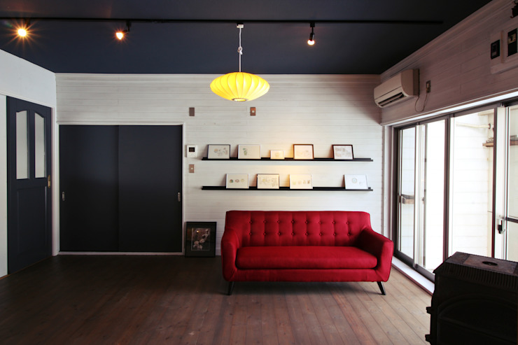 H's HOUSE クラシックデザインの 多目的室 の dwarf クラシック