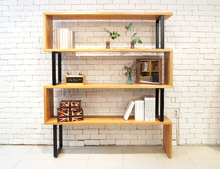 Design-namu Living roomShelves