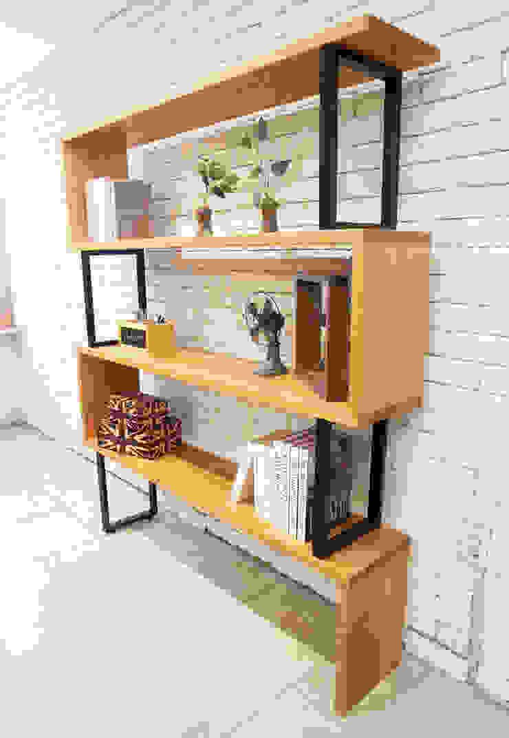 Design-namu Living roomShelves