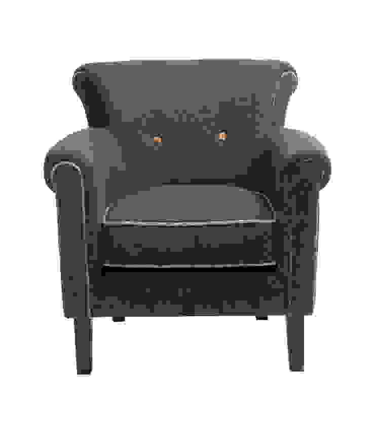 Кресло Rochester Armchair A017 от LeHome Interiors Классический Дерево Эффект древесины