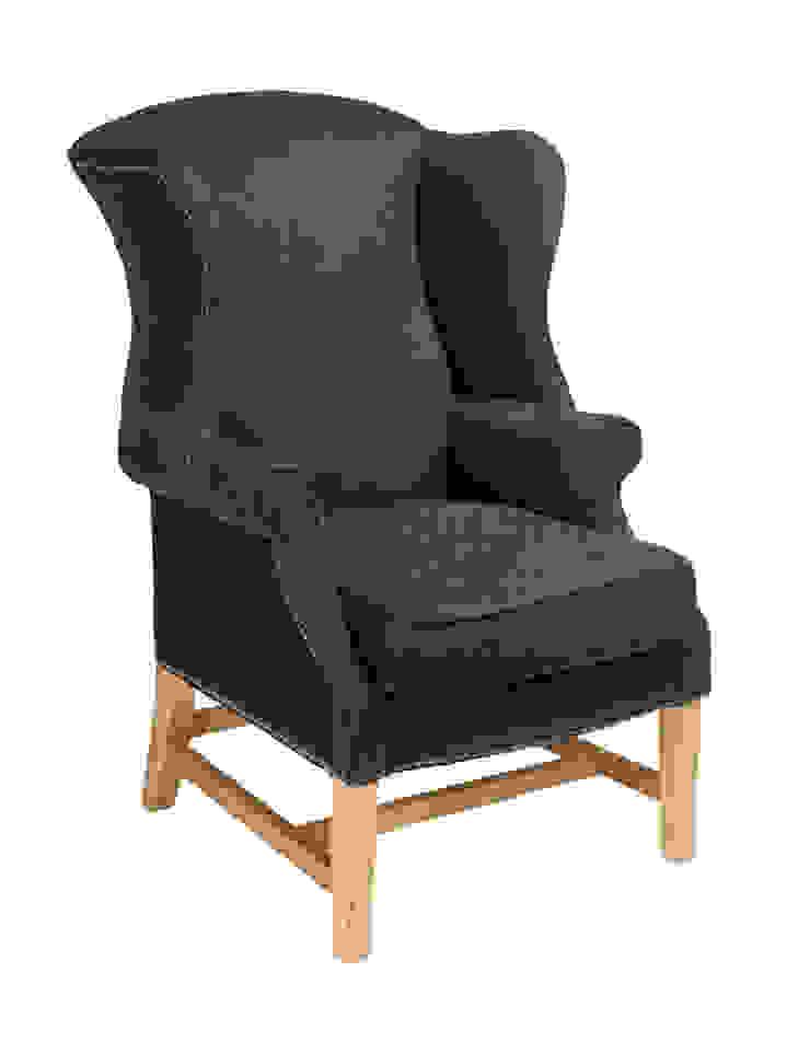 Кресло A124 от LeHome Interiors Кантри Дерево Эффект древесины