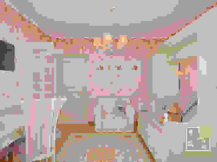 Детская для девочки Детская комнатa в классическом стиле от Елена Марченко (Киев) Классический