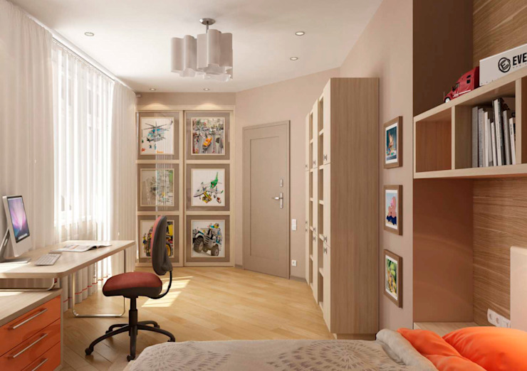Modern Çocuk Odası GP-ARCH Modern