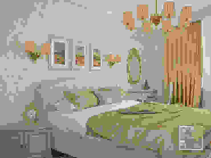 Спальня Спальня в классическом стиле от Елена Марченко (Киев) Классический