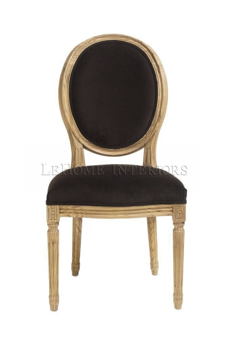 Стул Douglas Classical Chair C023/001 от LeHome Interiors Классический Дерево Эффект древесины