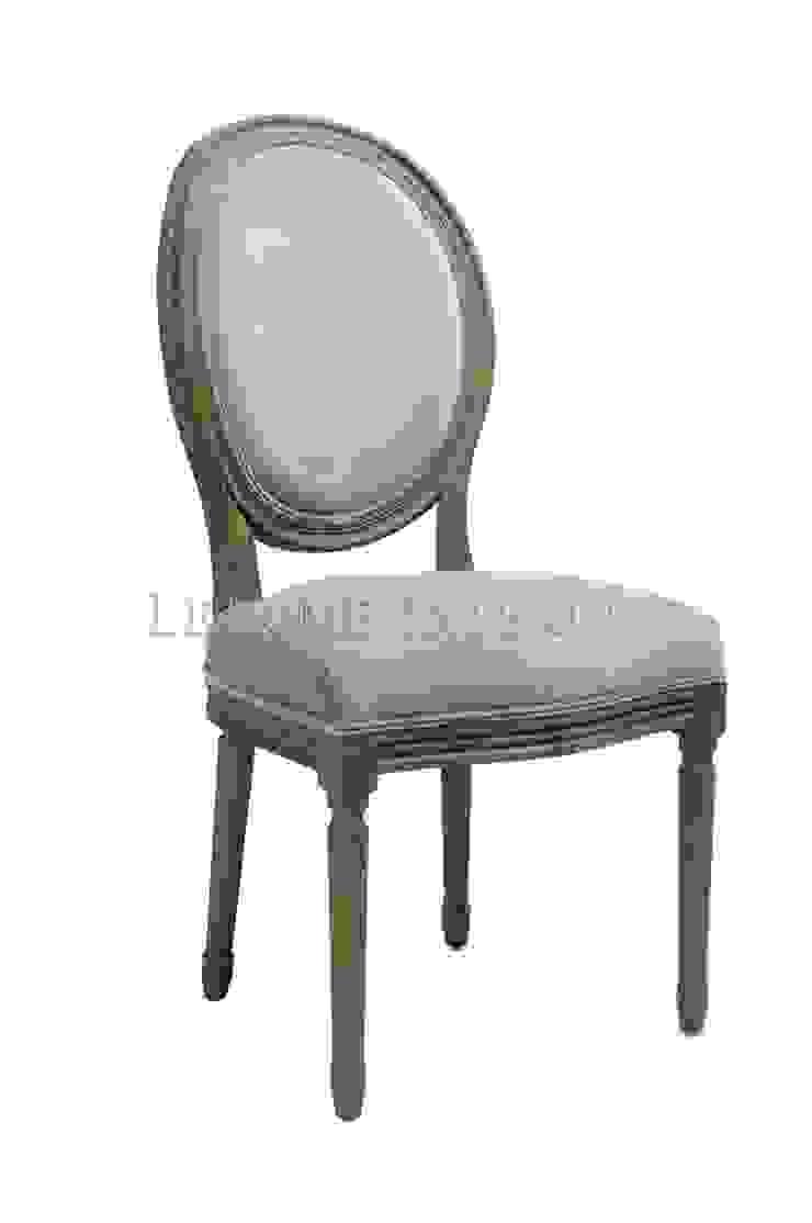 Стул Douglas Classical Chair C023/003 от LeHome Interiors Классический Дерево Эффект древесины