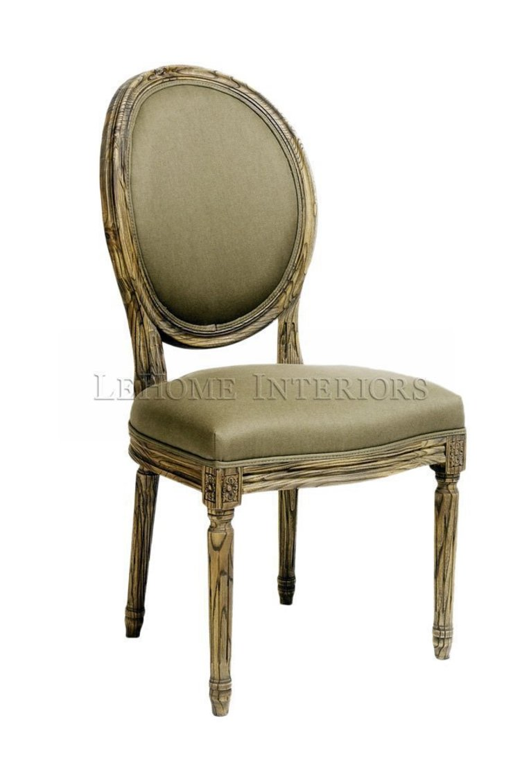 Стул Douglas Classical Chair C023/004 от LeHome Interiors Классический Дерево Эффект древесины