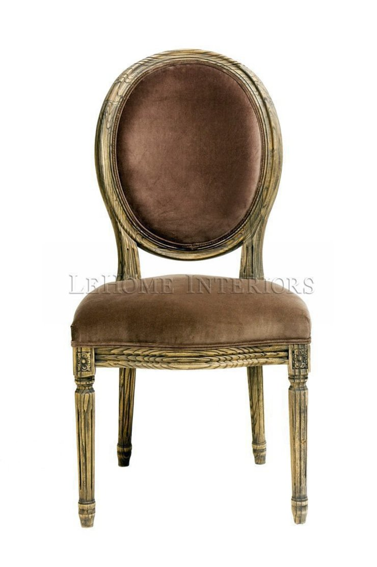 Стул Douglas Classical Chair C023/007 от LeHome Interiors Классический Дерево Эффект древесины