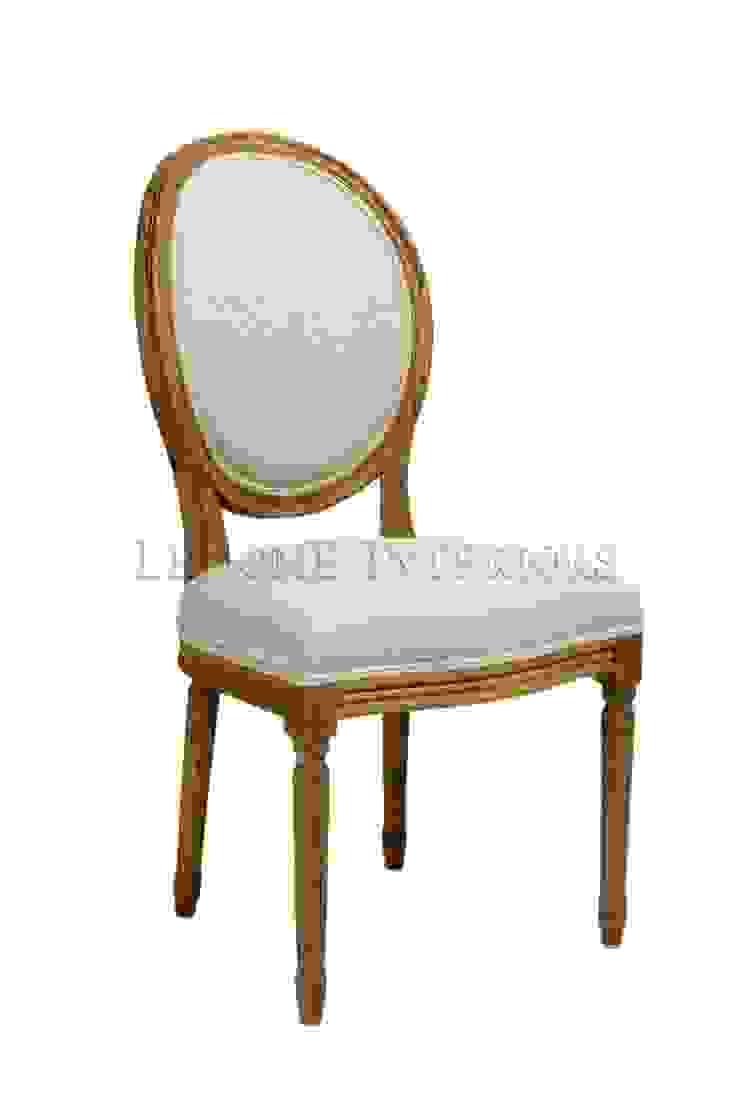 Стул Douglas Classical Chair C023/008 от LeHome Interiors Классический Дерево Эффект древесины