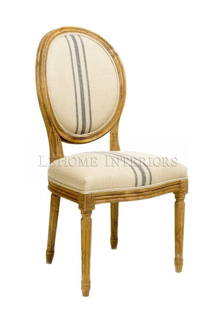 Стул Douglas Classical Chair C023/010 от LeHome Interiors Классический Дерево Эффект древесины