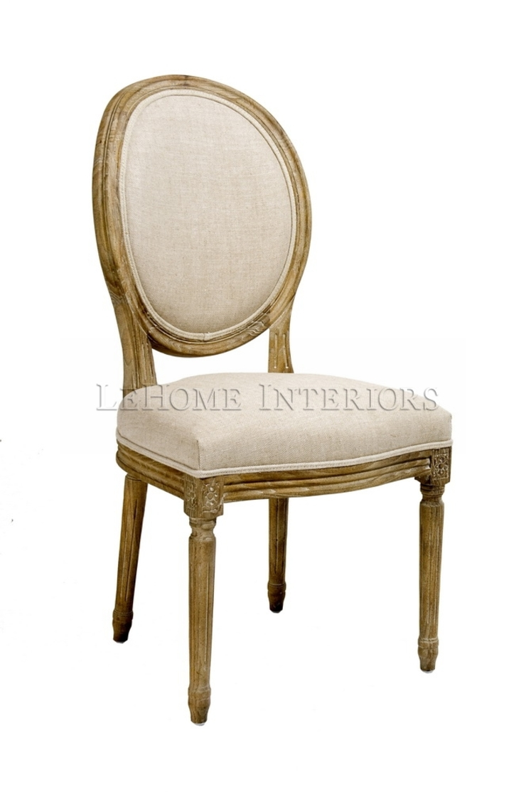 Стул Douglas Classical Chair C023/012 от LeHome Interiors Классический Дерево Эффект древесины