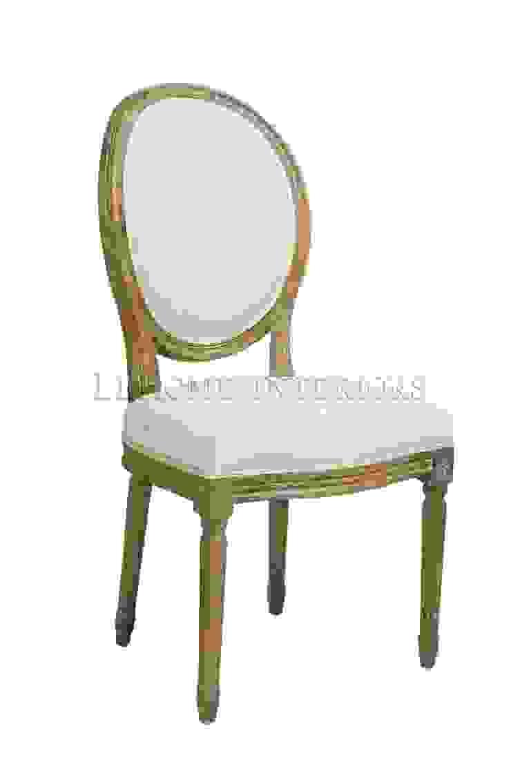 Стул Douglas Classical Chair C023/014 от LeHome Interiors Классический Дерево Эффект древесины