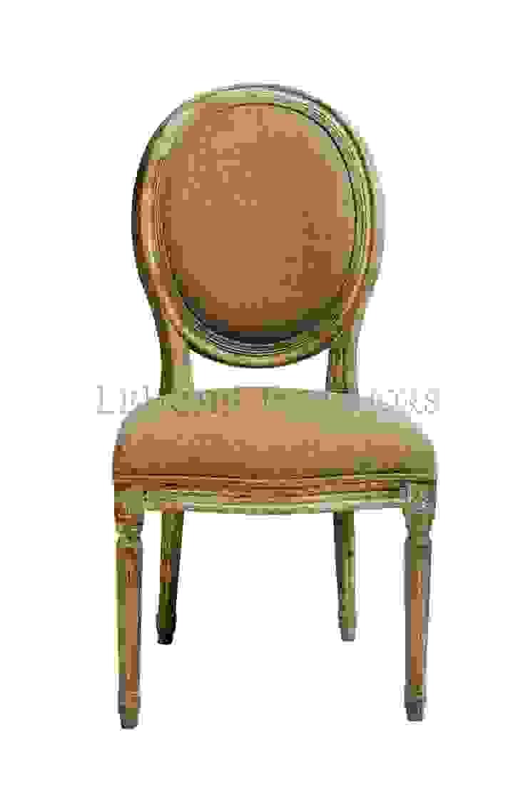 Стул Douglas Classical Chair C023/015 от LeHome Interiors Классический Дерево Эффект древесины