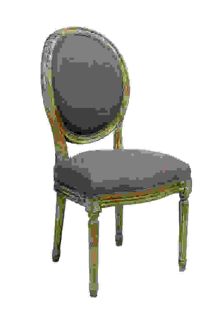 Стул Douglas Classical Chair C023/016 от LeHome Interiors Классический Дерево Эффект древесины