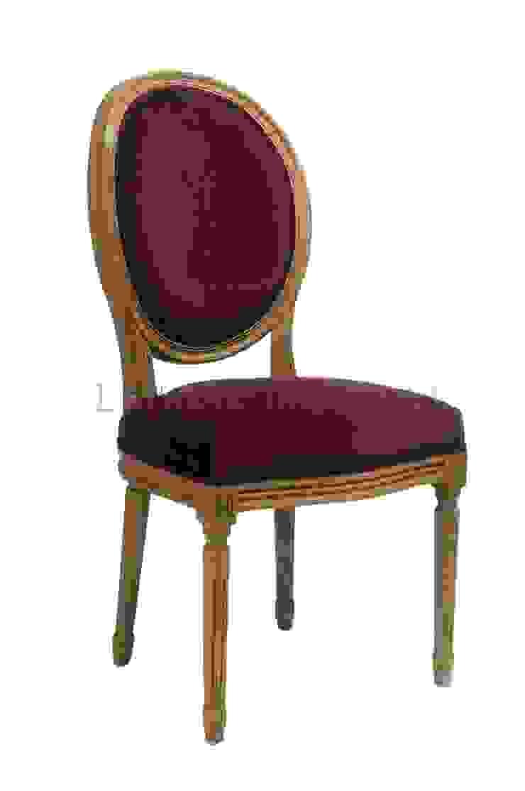 Стул Douglas Classical Chair C023/017 от LeHome Interiors Классический Дерево Эффект древесины