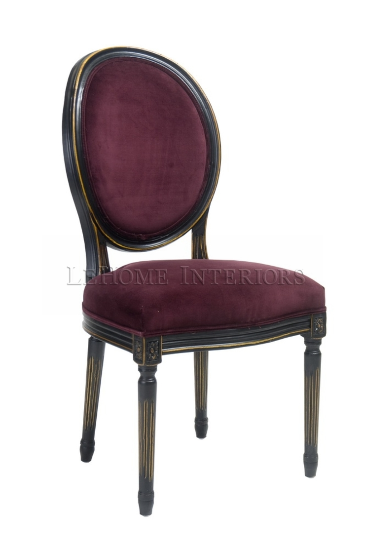 Стул Douglas Classical Chair C023/020 от LeHome Interiors Классический Дерево Эффект древесины