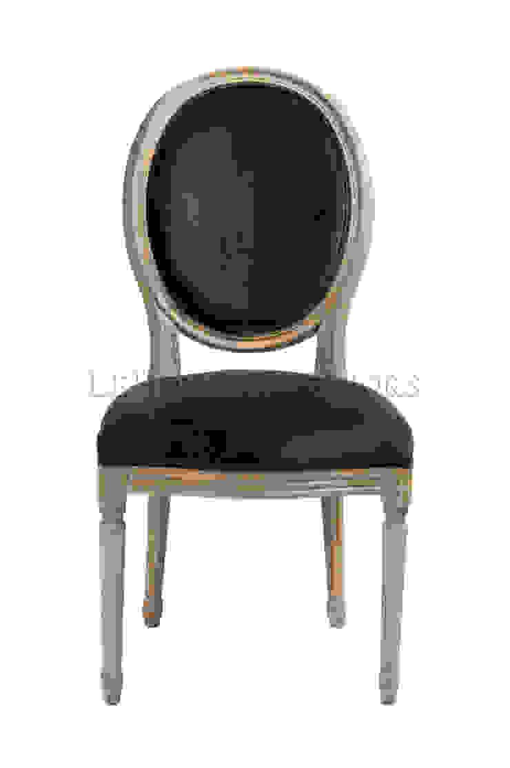 Стул Douglas Classical Chair C023/021 от LeHome Interiors Классический Дерево Эффект древесины