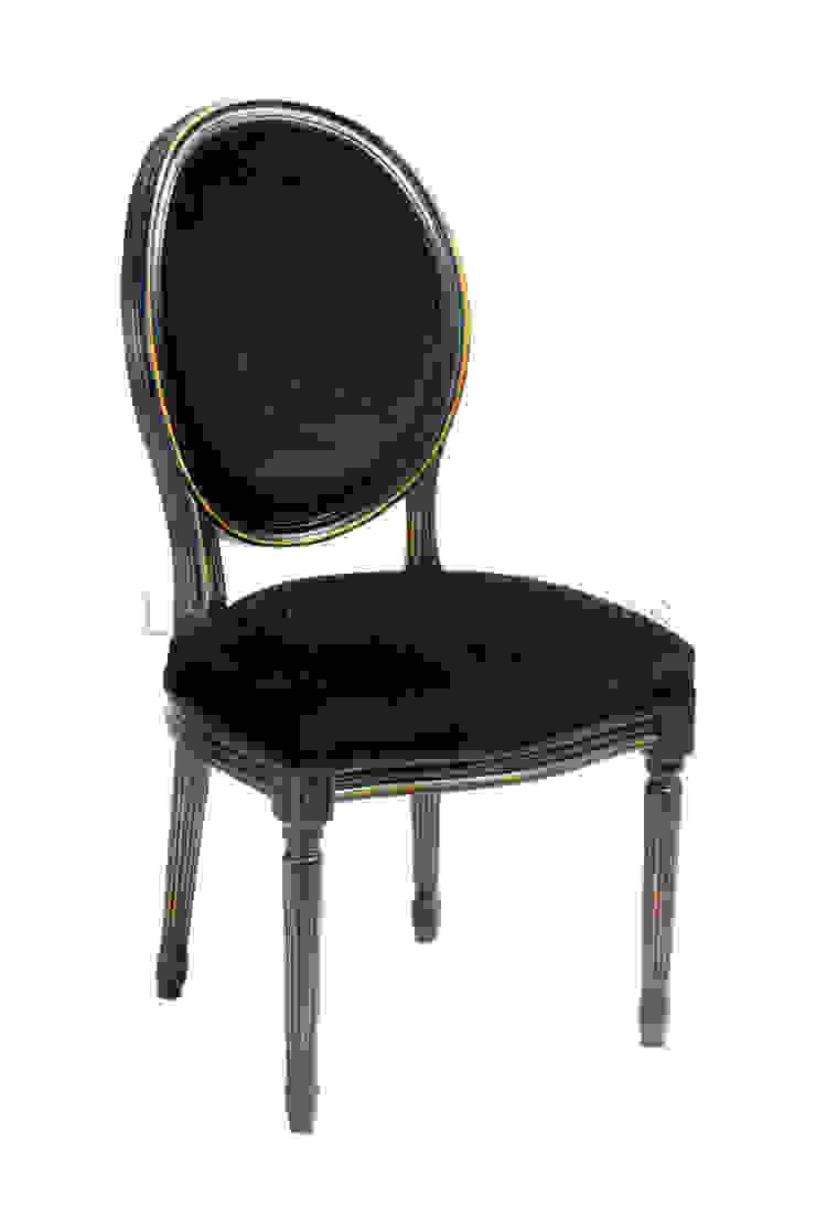Стул Douglas Classical Chair C023/023 от LeHome Interiors Классический Дерево Эффект древесины