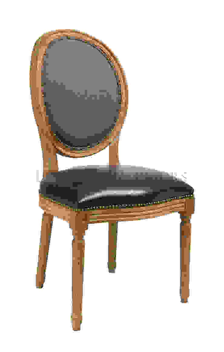 Стул Douglas Classical Chair C023/025 от LeHome Interiors Классический Дерево Эффект древесины