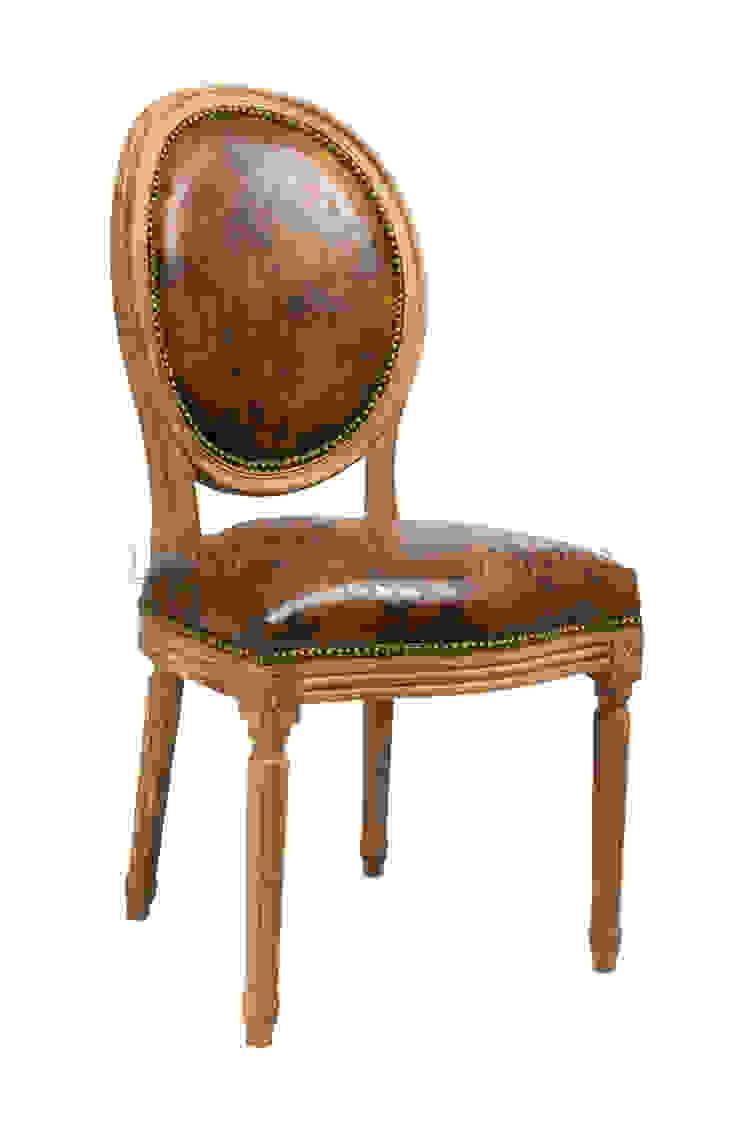 Стул Douglas Classical Chair C023/026 от LeHome Interiors Классический Дерево Эффект древесины