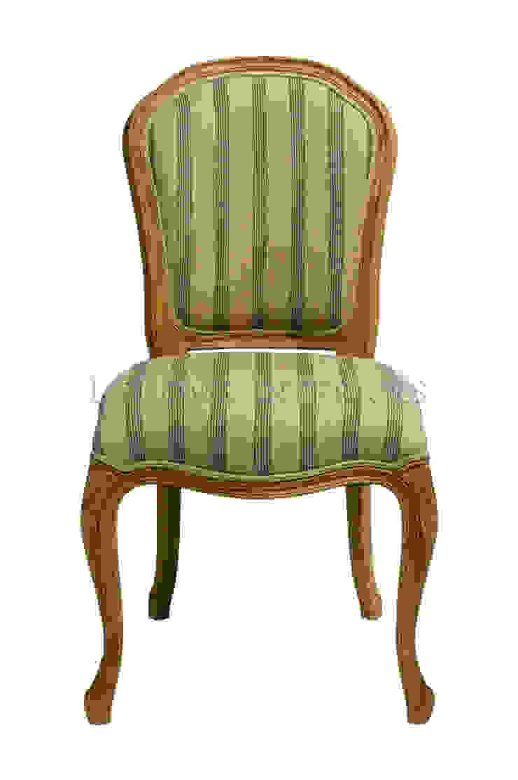 Стул Jonas Chair C077 от LeHome Interiors Классический Дерево Эффект древесины