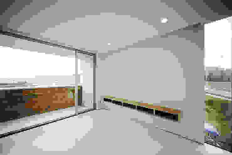 TT モダンスタイルの寝室 の 株式会社廣田悟建築設計事務所 モダン