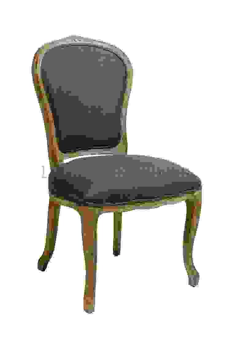 Стул Lebren Chair C018 от LeHome Interiors Классический Дерево Эффект древесины
