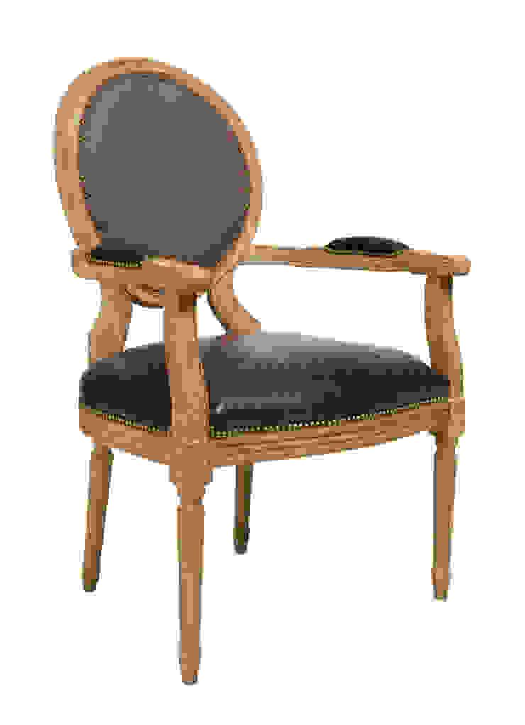 Стул Maison Dining Chair A129/001 от LeHome Interiors Классический Дерево Эффект древесины