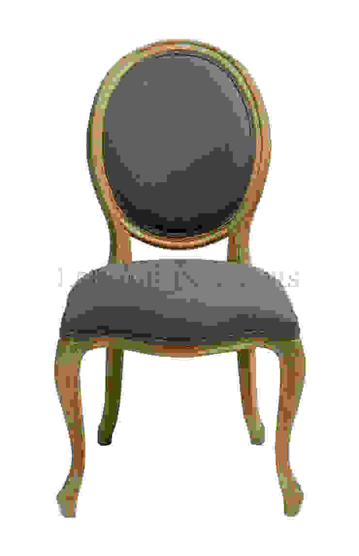 Стул Siguer Chair C062 от LeHome Interiors Классический Дерево Эффект древесины
