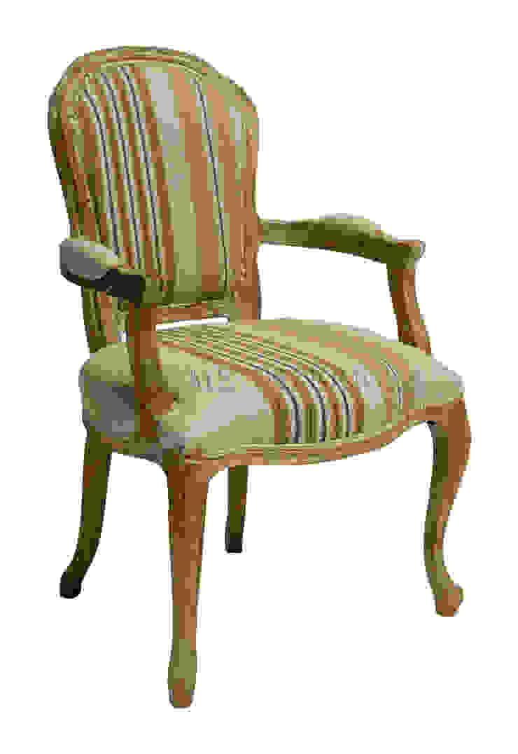 Кресло A078 от LeHome Interiors Классический Дерево Эффект древесины