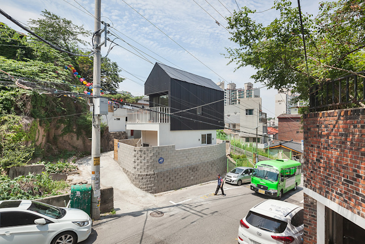 Moderne Häuser von OBBA Modern