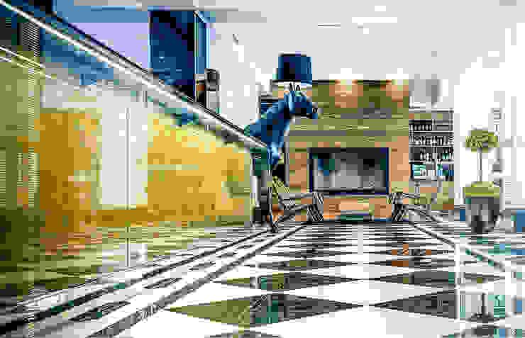 HOTEL LILLA ROBERTS, FINLAND por GlammFire Moderno