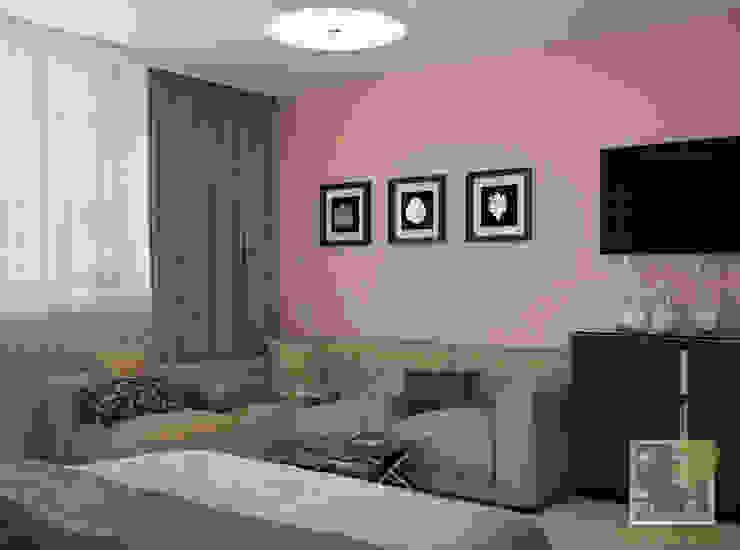 Спальня Спальня в эклектичном стиле от Елена Марченко (Киев) Эклектичный