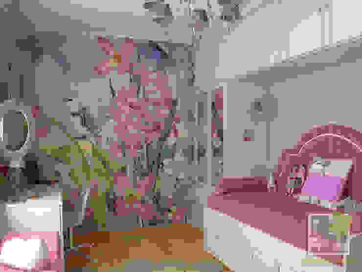 Детская для девочки Детские комната в эклектичном стиле от Елена Марченко (Киев) Эклектичный