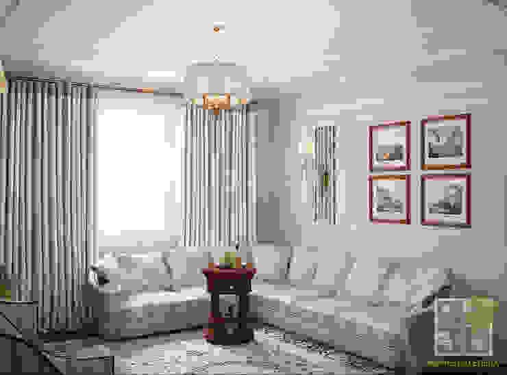 Гостиная Гостиная в классическом стиле от Елена Марченко (Киев) Классический